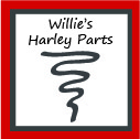 Willie's Harley Parts Logo
