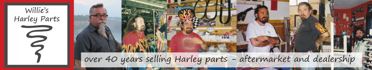 Willie's Harley Parts