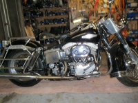 Russell's Shovelhead (Willie provide